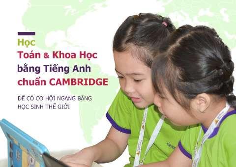 Chương trình toán và khoa học chuẩn Cambridge